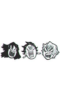 Anime Wallpaper Phone, Naruto Wallpaper, Demon Slayer, Slayer Anime, Anime Lock Screen, Anime Character Drawing, Anime Tattoos, Anime Stickers, Titans Anime