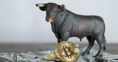 Bitcoin Price: Crypto Market May be Poised for Bullish Breakout - CoinPath Blockchain, Cryptocurrency Market Capitalization, Tech Stocks, Double Down, Bitcoin Price, Things That Bounce, Abandoned, Toms, Lion Sculpture