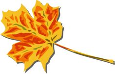 Download These Colorful Free Clip Art Images of Fall Leaves: Clker's Free Fall Leaves Clip Art
