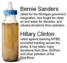 #ImNotWithHer. #NeverHillary. #BernieOrBust. #OnlySanders.
