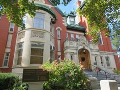 Booth Residence / Laurentian Club, Ottawa