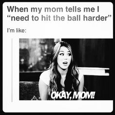 #hit #harder #win #maybe #volleyball #game