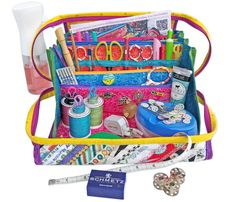 Bionic Gear Bag Pro / Bonza MW #FabricDiningRoomChairs Sewing Tutorials, Sewing Patterns, Sewing Projects, Sew Together Bag, Organize Fabric, Pouch Tutorial, Craft Bags, Patchwork Bags, Market Bag