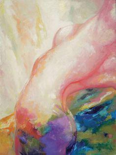 "Saatchi Art Artist Maria Morales; Painting, ""Celebration"" #art"