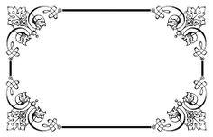 Resultado de imagen para bordes y marcos