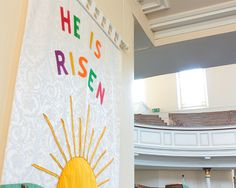 Easter Church Banner Patterns   The Easter banner