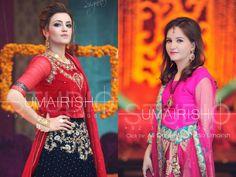 Photography by Umairish studio Party Makeup, Photo Shoot, Most Beautiful, Sari, Studio, Photography, Wedding, Women, Fashion