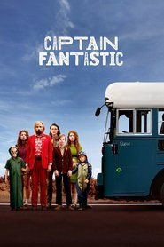 Captain Fantastic 2016 Watch Online Free Stream