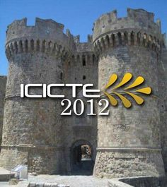 Events details for International Conference on Information Communication Technologies in Education (ICICTE on 05 Jul 2012 to 07 Jul 2012 - Domestic Violence, Rhodes, Conference, Communication, Politics, Events, Technology, Education, Tech
