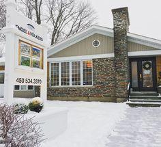 Après la glace la neige !! Bonne journée à tous! #bromont #engelvolkers #engelvoelkers #deslauriersfortin #immobilier #realestate