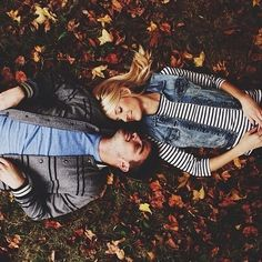 Fall, love, jeans