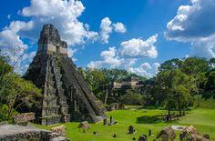 - Tikal au Guatemala  -