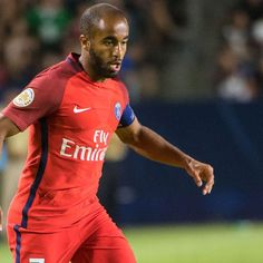 Lucas Moura and Jean-Kevin Augustin raring to go for Paris Saint-Germain