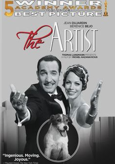 """The Artist (2011) This modern-day silent film artfully recounts the poignant end of the silent-movie era in the late 1920s. The story contrasts the declining fortunes of a silent-screen superstar with his lover's rise to popularity as a darling of the """"talkies."""""""