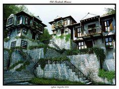 old TURKISH houses2 by ozhan.deviantart.com on @deviantART