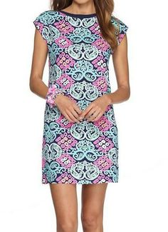 Lilly Pulitzer Robyn Short Sleeve Dress