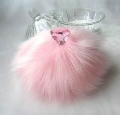 powder and pink puff ❤
