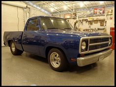 1979 Dodge D100 Pickup 505/700 HP, Automatic presented as lot L154 at Kissimmee, FL 2013 - image1