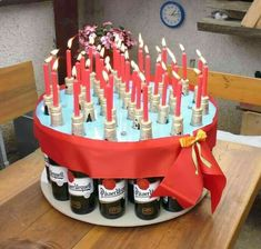 Beer Cake Gift Baskets Ideas Gift Birthday, Christmas or Farewell M . Beer cake gift baskets ideas gift birthday, christmas or farewell men, for him to make yourself. Homemade Gifts For Boyfriend, Boyfriend Gifts, Perfect Boyfriend, Diy Birthday, Birthday Presents, Birthday Cake, Christmas Birthday, Birthday Candles, Birthday Ideas