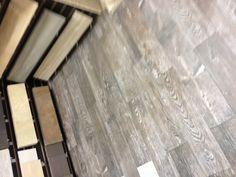 Beautiful wood look tile