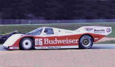 1987 - No.86 Porsche 962 - Bobby Rahal, Jochen Mass