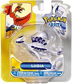 Pokemon Johto Edition Series 16 Lugia Figure