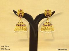 ER-955-66 | ROUND PAAN EAGLE WINGS HOOKED EARRINGS