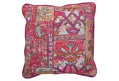 Dilara 20x20 Pillow, Pink
