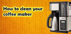 Coffee Maker Reviews, Fresh Coffee, French Press, Drip Coffee Maker, Brewing, Cleaning, Products, Coffee Making Machine, Home Cleaning