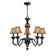 Ruim 5-Light Chandelier