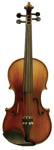 Maestro MAVK44 44 Size Antique Satin Violin with Case >>> You can get more details by clicking on the image.Note:It is affiliate link to Amazon.