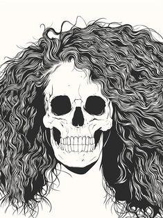 """Artist : Gerrel Saunders """"Skull Girls """""""