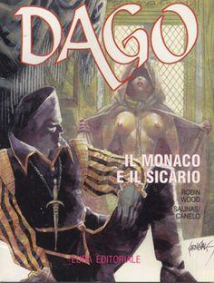 Fumetti EDITORIALE AUREA, Collana DAGO ANNEE 03