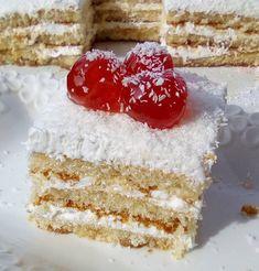 Cookbook Recipes, Cooking Recipes, Vanilla Cake, Desserts, Food, Tailgate Desserts, Deserts, Chef Recipes, Essen