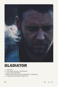 Gladiator alternative movie poster Print available HERE