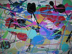 Artist study: Jackson Pollock
