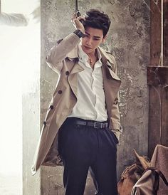 """Park Hyung Sik ~ Clyde in """"Bonnie & Clyde"""""""