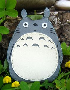 My Neighbor Totoro Coin Leatherette bag purse doll. $7.85