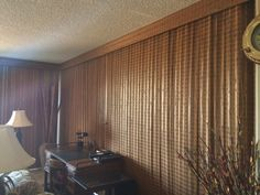 Averte Vertical Natural Woven Shades by Horizon Window Blinds, Blinds For Windows, Window Coverings, Window Treatments, Woven Shades, Beach Condo, Curtains, Natural, Inspiration