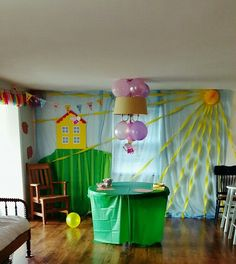 More Peppa Pig Birthday Party