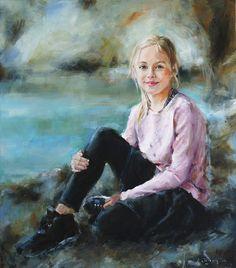 Elise | Esther van Tilburg - portretschilder