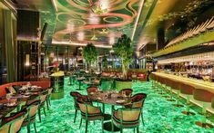 Intecho provided a complete lighting control system to the striking, critically acclaimed Ivy Asia St Pauls. The lavish Asian-themed Restaurant and Asia Restaurant, Restaurant Design, Saint Paul London, Lighting Control System, Japanese Artwork, Beautiful Sites, London Restaurants, Light Installation, Great View