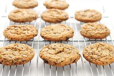 Perfect Chocolate Chip Cookies Recipe - She Wears Many Hats