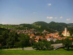 Krapina,Hrvatsko zagorje region