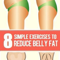 8 Core Exercises To Flatten Your Belly Fast