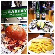 @damiano.anthony can't forget the #melbin foodie adventures on the #greatoceanroad! another #flashbackfriday or #throwbackthursday ??? #catchoftheday #freshoysters #lobsterroll #fishandchips #scalloppies #apollobay #thegreatoceanroad #foodforthesoul #foodie #foodporn #foodstagram #straya by joyluckchub