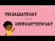 "[wmscog] The Sabbath day n Resurrection day . Actually, Biblical Lord's day is the Sabbath day(Saturday) not ""Sunday"" ""For the Son of Man (Jesus) is Lord of the Sabbath (Matthew 12:8), the Sabbath day is NOT ""old covenant"", we can see that Jesus and His apostles including apostle Paul kept the Sabbathday (LK 4:16, Act 17:2).  Suday worship has been kept since AD 321. Sunday worship has nothing to do with Jesus or salvation."