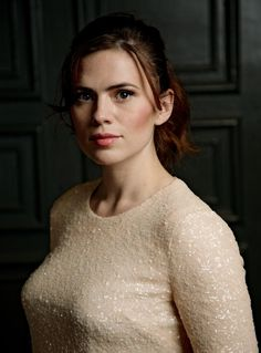 Hayley Atwell my current fav. Agent Carter= classy, curvy, and oh so sassy.