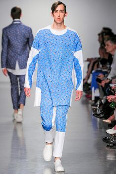 Agi & Sam | Spring 2014 Menswear Collection | Style.com