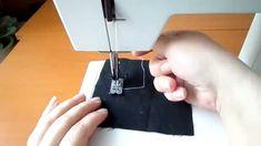 Öltésről öltésre-02, Szögben fordulás Sewing Hacks, Sewing Projects, Videos, Youtube, Youtubers, Youtube Movies